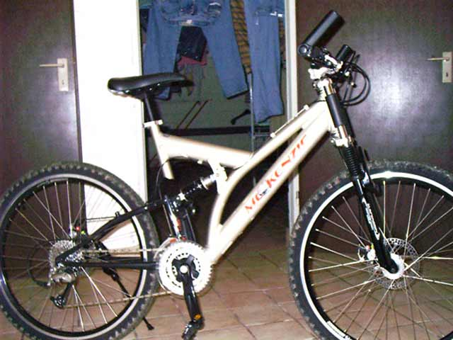 "Mc Kenzie Mountain Bike oder die ""Aldi-Connection"""