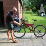 Gabel wechseln am Mountainbike