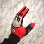 Mountainbike Handschuhtest