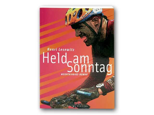 Buchvorstellung: Held am Sonntag – Couch, Bike, Ruhm und Ehre