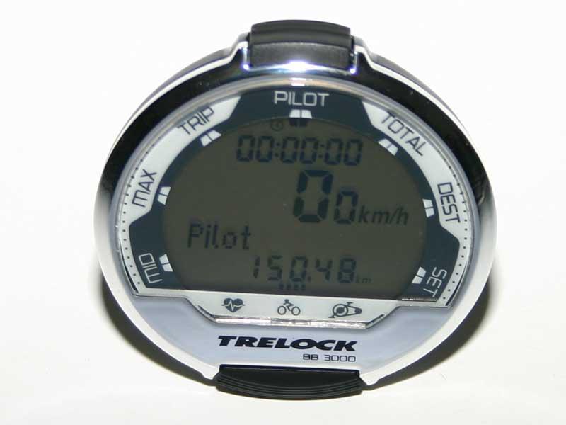 BB3000 Computer von Trelock