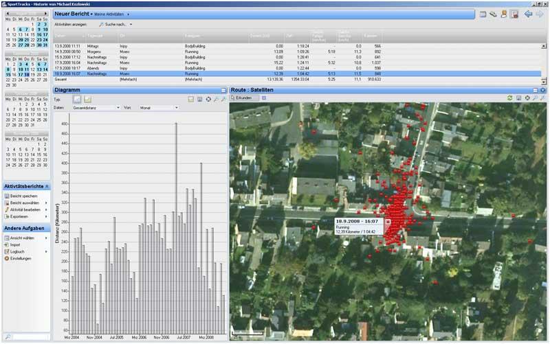GPS- und Pulsdaten auswerten – Zonefive Sporttracks im Einsatz