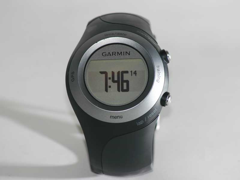 garmin forerunner 405 im test. Black Bedroom Furniture Sets. Home Design Ideas