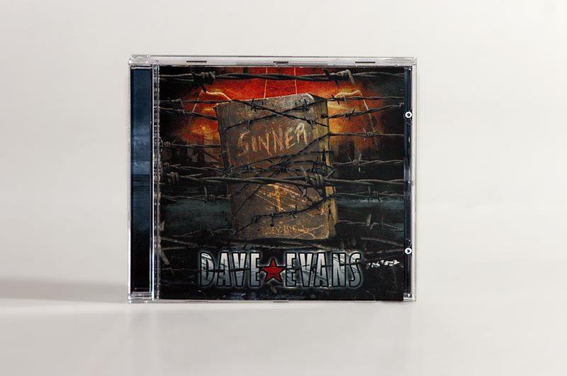 Dave Evans – Sinner! Protzer oder Klotzer?