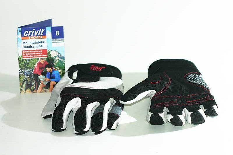 Mountainbike Handschuhe von Lidl im Test