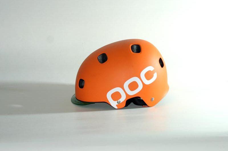 POC Receptor Flow – Ein Helm wie ein Volvo