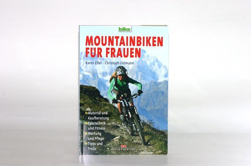 Mountainbiken für Frauen – Männer nein Danke – Buchvorstellung