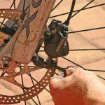 Mountainbike Bremsbelag wechseln