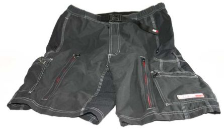 Mainstream MSX - BikeShort BACK-COUNTRY Icon GG