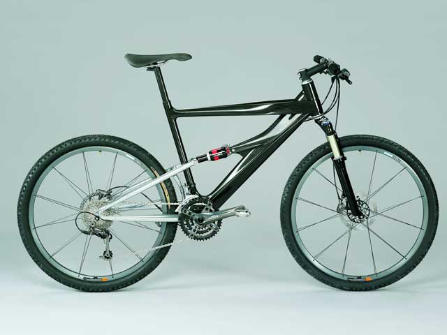 Autohersteller Mountainbikes