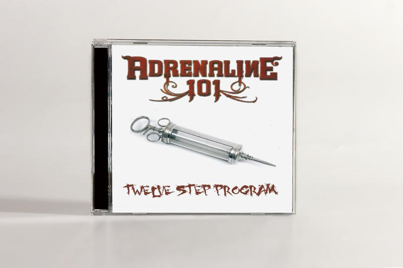 Adrenaline 101 - Twelve Step Program - Schweizer Import