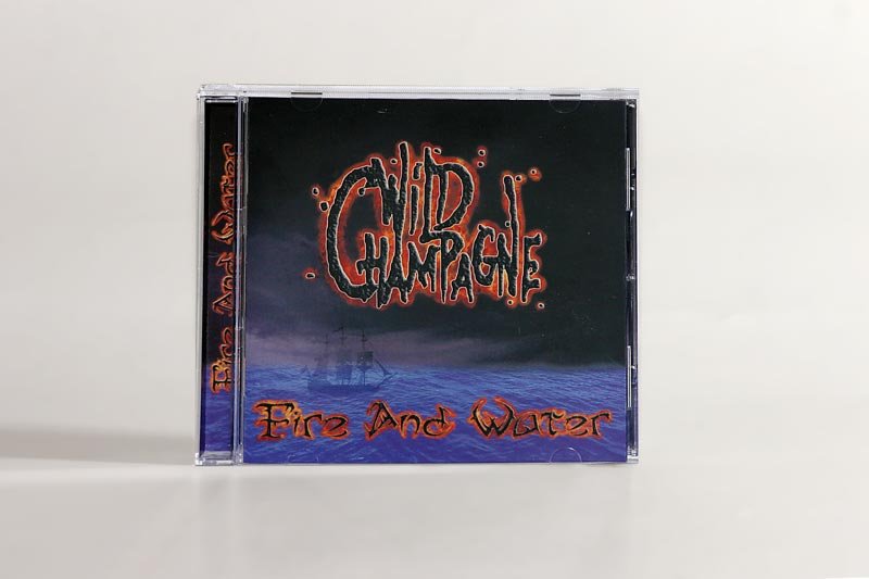 Wild Champagne - Fire and Water - CD-Vorstellung