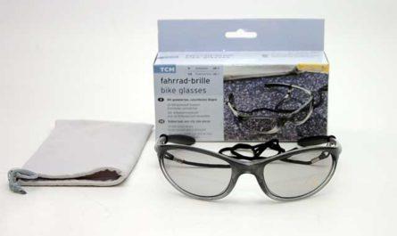 Tchibo Fahrrad-Brille im Test