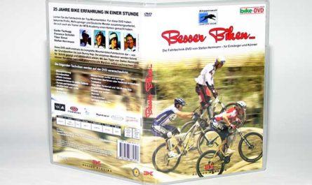 Besser biken - DVD-Vorstellung