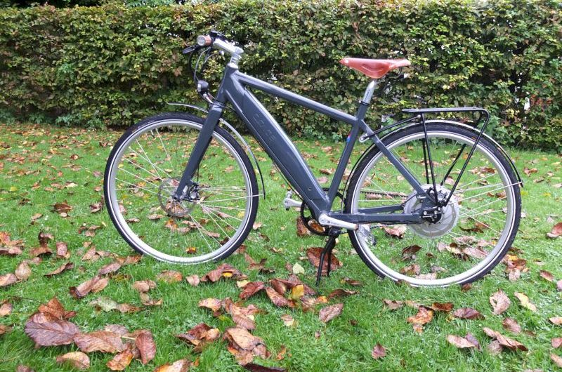 E-Bike-Test Grace wie Race – Easy S Red Dot im Test