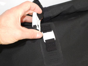 Magnetverschluss - BackPack 48 Grad im Test