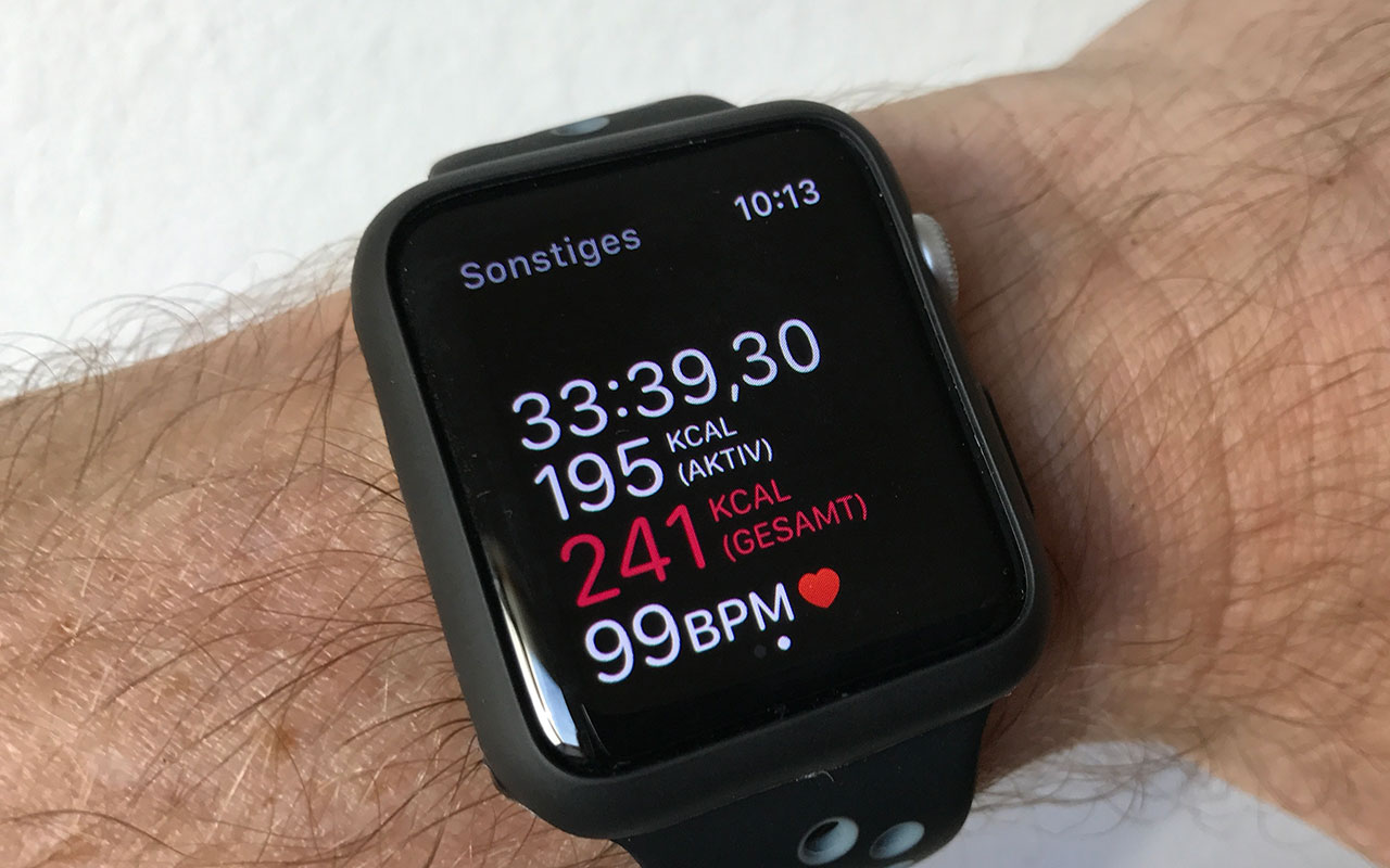 apple watch series 2 im Test