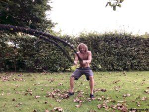 Battle-Rope-Training - Workout