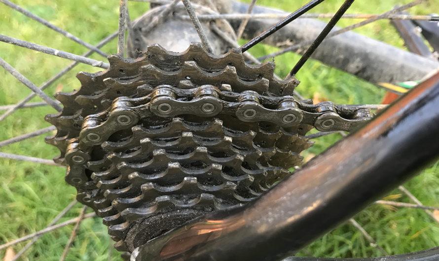 Fahrradkette richtig ölen? So geht es