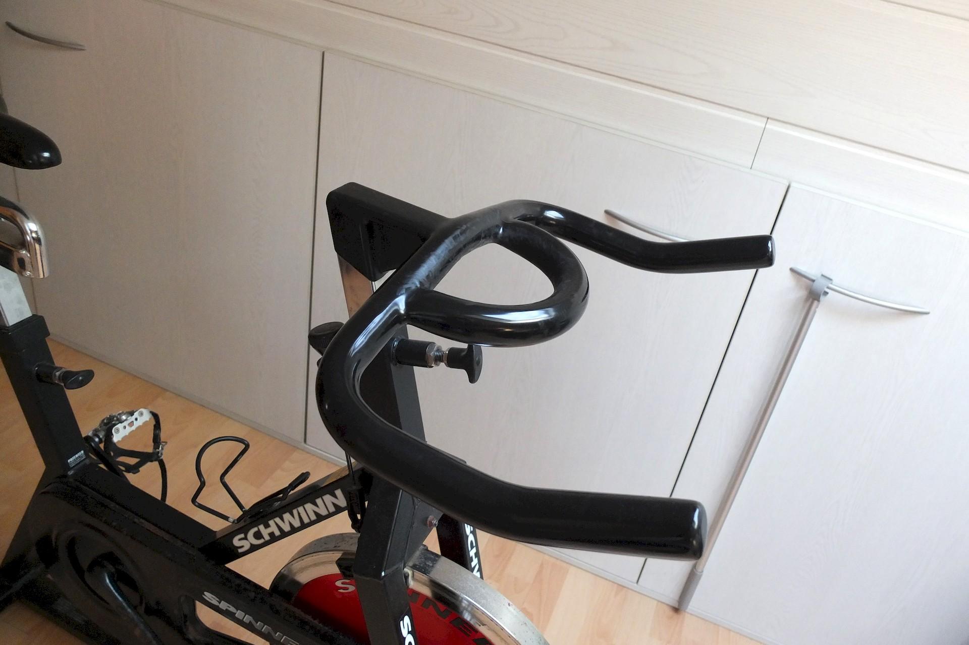 Spinning-Rad von Schwinn - Der Lenker