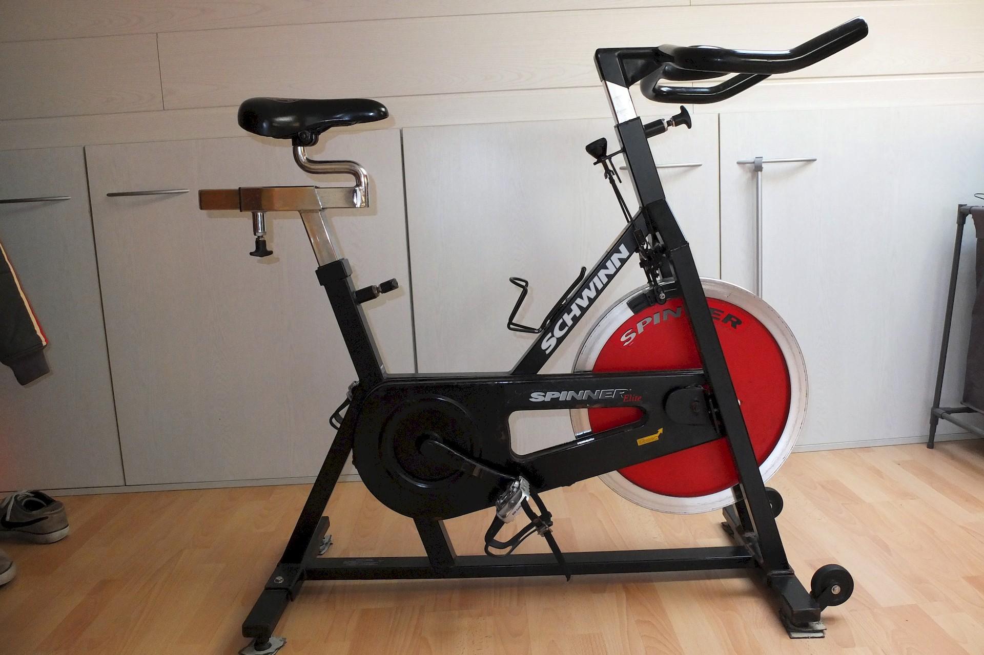 Spinning-Bike von Schwinn - Günstiges Trainingsgerät