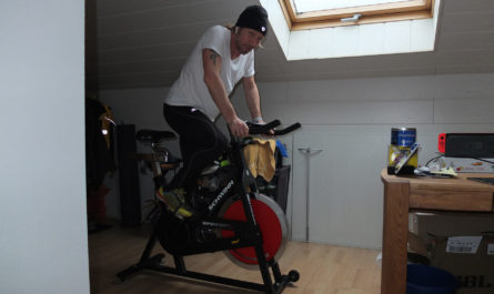Spinning-Bike als Trainingsalternative im Winter