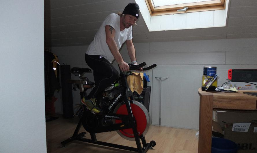 Spinning-Bike als Wintertraining  für Mountainbiker