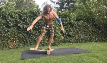 Balance-Board-Balance-halten
