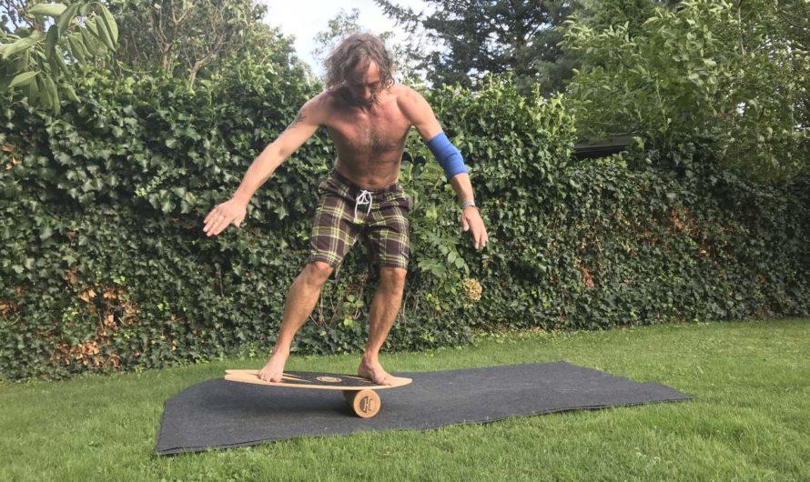 Balance-Board – Wintertraining für Mountainbiker